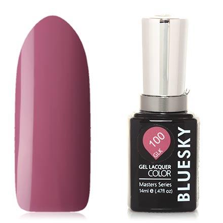 Купить Bluesky, Гель-лак Masters Series №100, Розовый