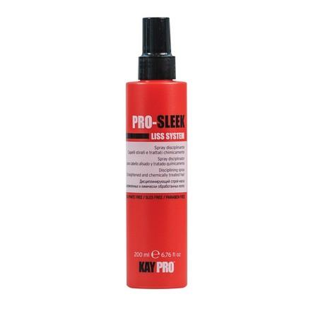KAYPRO, Спрей-маска Pro-Sleek, 200 млСпреи для волос <br>Разглаживающее средство для химически выпрямленных волос.