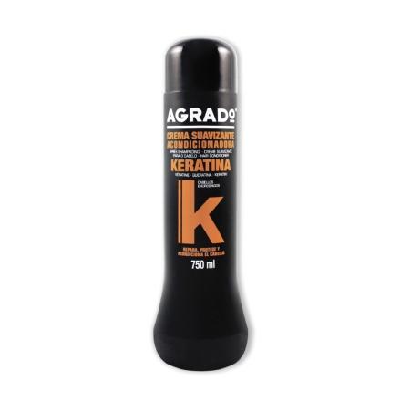 Agrado, Кондиционер для волос Keratina, 750 мл