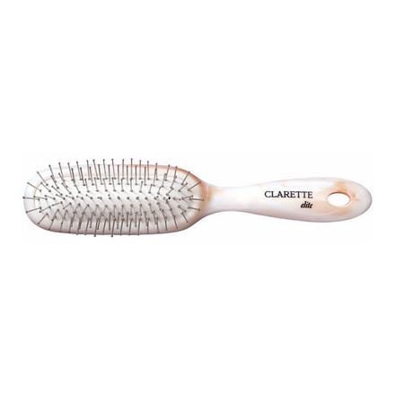 Купить Clarette, Щетка для волос Elite, универсальная, пластиковая
