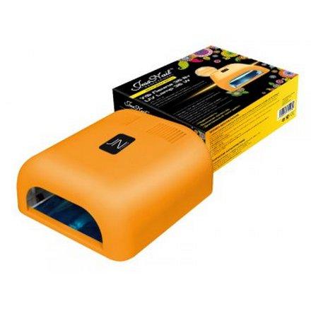 Jessnail, Лампа UV, модель JN 2000, 36W, матовая оранжевая (электронная)