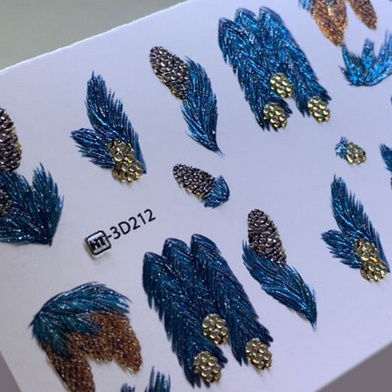 Купить Anna Tkacheva, 3D-слайдер Crystal HT №212