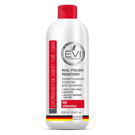 EVI professional, Универсальное средство для снятия искусственных покрытий, 500 мл