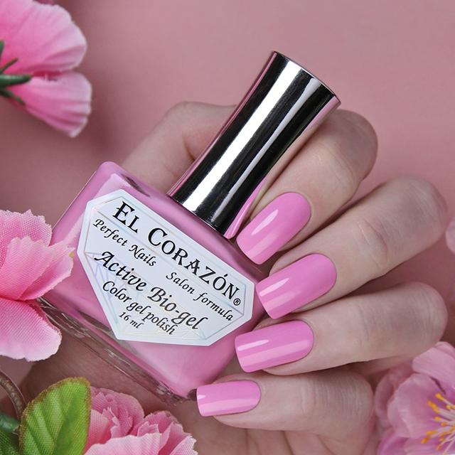 Купить El Corazon, Активный биогель Cream, №423/346, Розовый