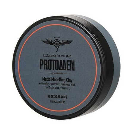 Купить Protokeratin, Моделирующая глина Protomen, матовая, 100 мл