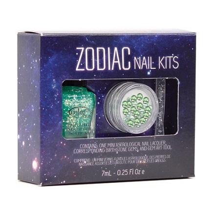 Color Club, Набор Zodiac Nail Arts - Leo робот zodiac ov3400