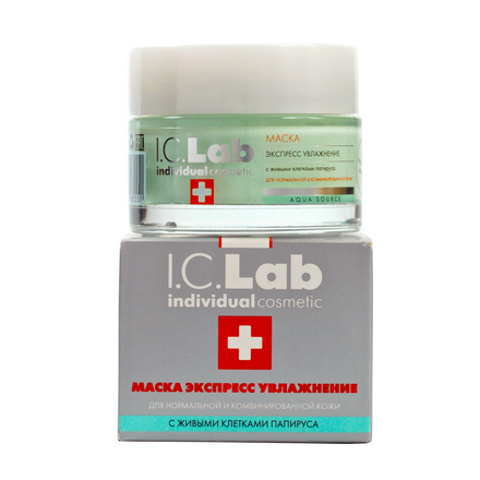 I.C.Lab Individual cosmetic, Маска для лица «Экспресс-увлажнение», 50 мл