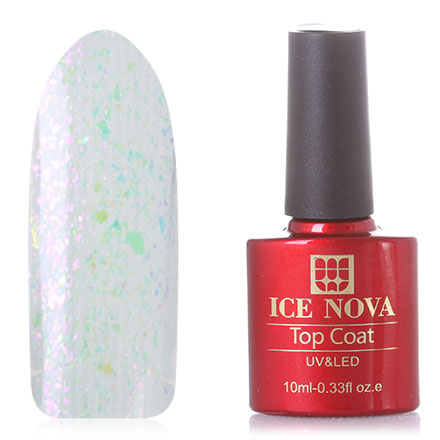 Ice Nova, Top Shimmer №14, 10 мл фото