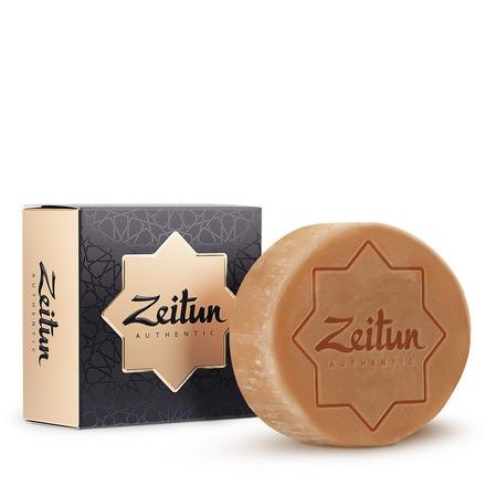 Купить Zeitun, Алеппское мыло премиум «Шелковая кожа», 125 г