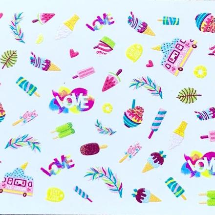 Anna Tkacheva, Cлайдер SM №20 «Лето. Мороженое» фото