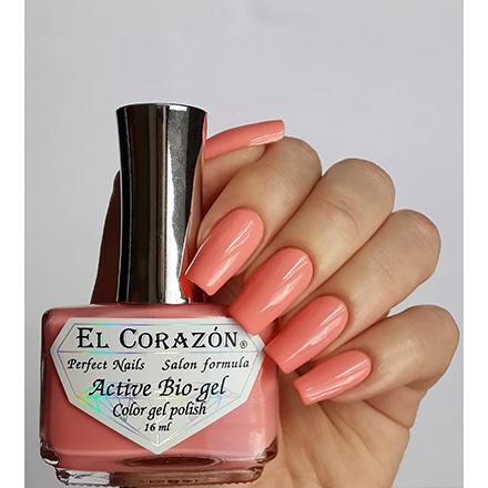 Купить El Corazon Лечебная Серия Цветной Биогель, № 423/285 16 ml, Розовый
