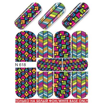 Milv, Слайдер-дизайн N618