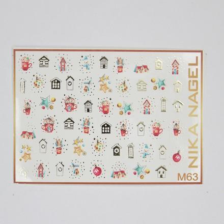 Купить Nika Nagel, Слайдер-дизайн №M63