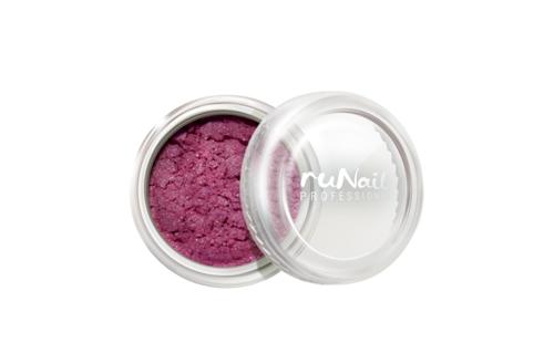 ruNail, Пигмент № 1164, розовый, перламутровыйПигмент<br>Цветной пигмент для дизайна ногтей и создания новых цветов и оттенков (9 г).<br>