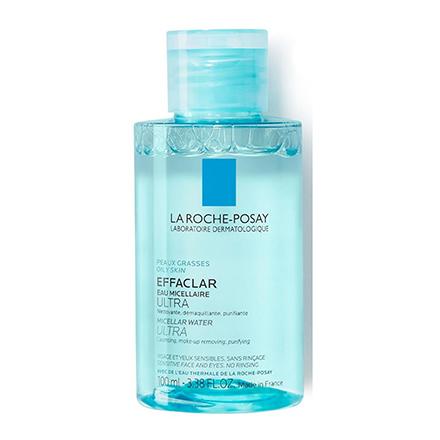 La Roche-Posay, Мицеллярная вода Effaclar Ultra, 100 мл