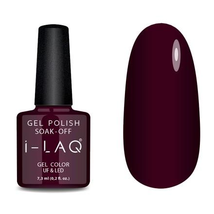 Купить I-LAQ, Гель-лак №183, Красный