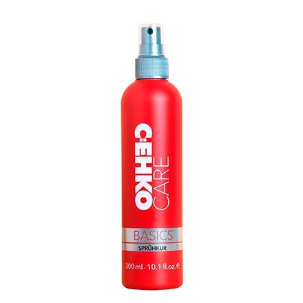 C:EHKO, Спрей для волос Care Basics Spr?hkur, 200 млСпреи для волос <br>Спрей для увлажнения тонких и нормальных волос. Обеспечивает термозащиту.