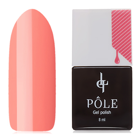 POLE, Гель-лак №232, Морковный тортPOLE<br>Гель-лак (8 мл) морковный, без перламутра и блесток, плотный.<br><br>Цвет: Оранжевый<br>Объем мл: 8.00