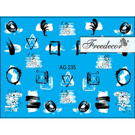 Купить Freedecor, Слайдер-дизайн «Аэрография» №235