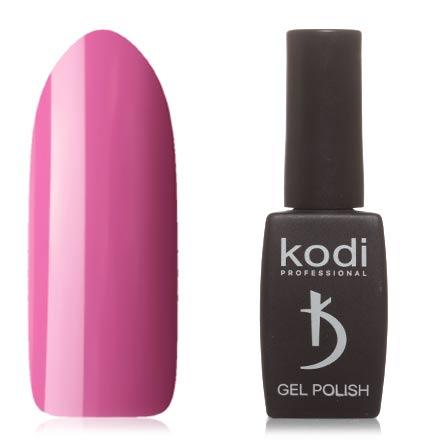 Kodi, Гель-лак №90VKodi Professional<br>Гель-лак (12 мл) приглушенный красно-сиреневый, без перламутра и блесток, плотный. Прошлая серия: №174.