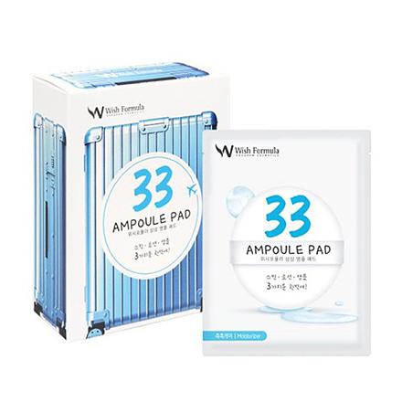 Фото - Wish Formula, Сыворотка-диски для лица 33 Ampoule, 10 шт. formula 102 aged garlic extract candida cleanse
