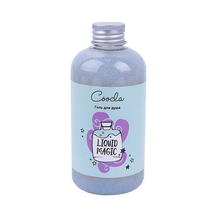 Coocla, Гель для душа Liquid Magic, 250 млГели для душа<br>Очищающее средство с ароматом кокоса.