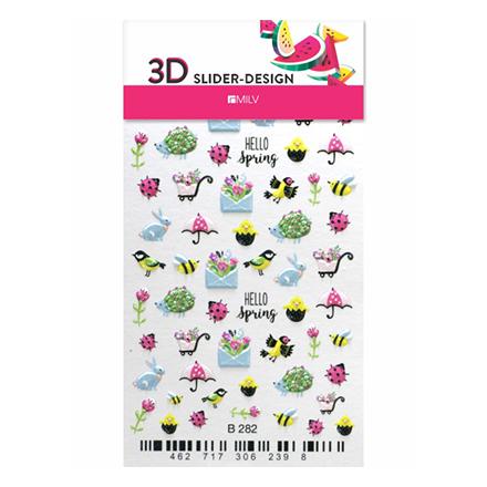 Купить Milv, 3D-слайдер B282