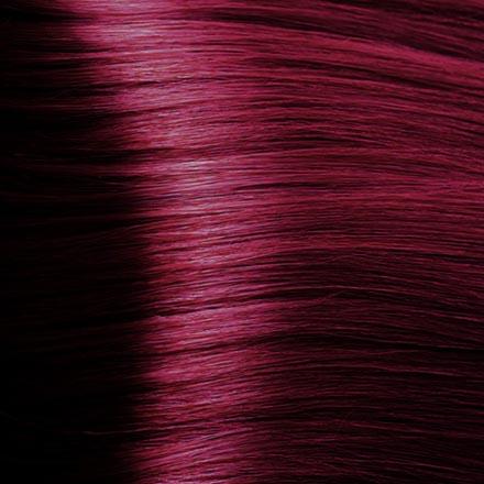 Kapous, Крем-краска для волос Hyaluronic, амарантовый, специальное мелирование, 100 мл краска для волос kapous professional hyaluronic acid hair color серебро