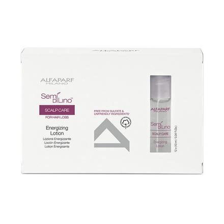 Купить Alfaparf Milano, Лосьон для волос Semi di Lino Scalp Energizing, 12х10 мл
