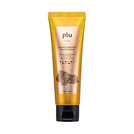 Купить Plu, Мультикрем для лица и тела Manuka Honey, 70 г