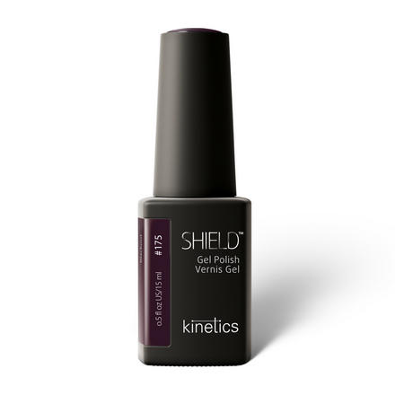 Купить Kinetics, Гель-лак Shield №175, 15 мл, Фиолетовый