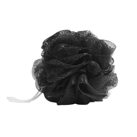 Купить Dewal, Мочалка для тела, черная