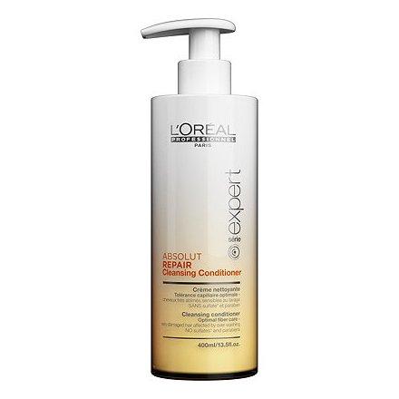 Loreal, S?rie Expert Absolut Repair, Очищающий кондиционер для очень поврежденных чувствительных волос, 400 мл (LOreal)