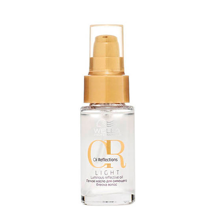Wella Professionals, Масло для волос Oil Reflections Light, 30 мл