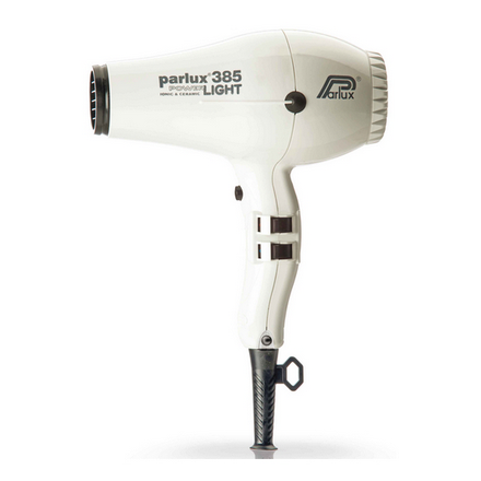 Parlux, Фен 385 Power Light, белый фото