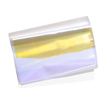 KrasotkaPro, Битое стекло №5, бело-желтое хамелеон