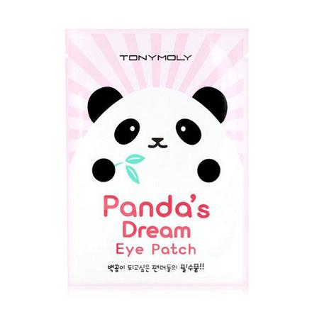 Tony Moly, Патч для области вокруг глаз Pandas Dream Eye PatchДля кожи вокруг глаз<br>Патч от темных кругов под глазами (7 мл).