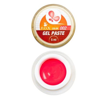 FOX, гель-паста Gel Paste 002, 5 мл