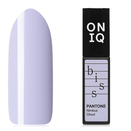 ONIQ, Гель-лак Pantone №27s, Nimbus Cloud