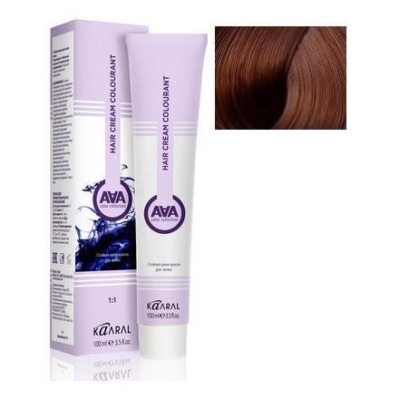 Купить Kaaral, Крем-краска для волос AAA 6.43, 100 мл