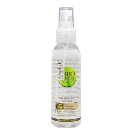 Markell, Спрей-вуаль с муцином улитки «Bio-Helix», 100 мл фото