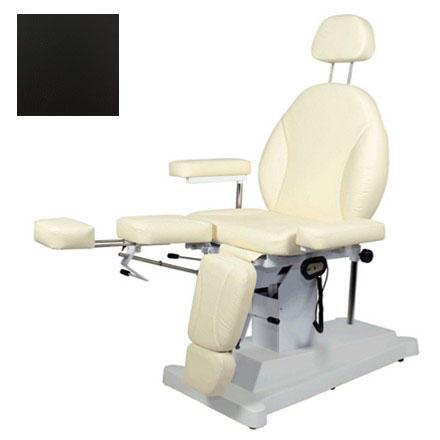 Купить Мэдисон, Кресло педикюрное «МД-03», черное, повышенной прочности