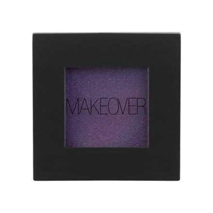 MAKEOVER PARIS, Тени для век Single Eyeshadow, Blue Berry