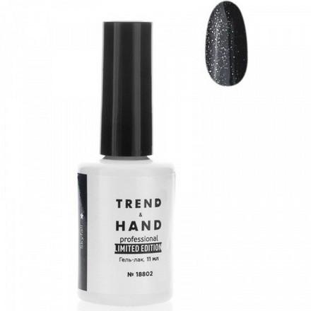 Купить Trend&Hand, Гель-лак Limited Edition №18802, Skyfall, Trend&Hand Professional