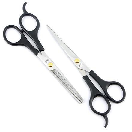 Dewal, Набор парикмахерских ножниц Easy Step, 6,5