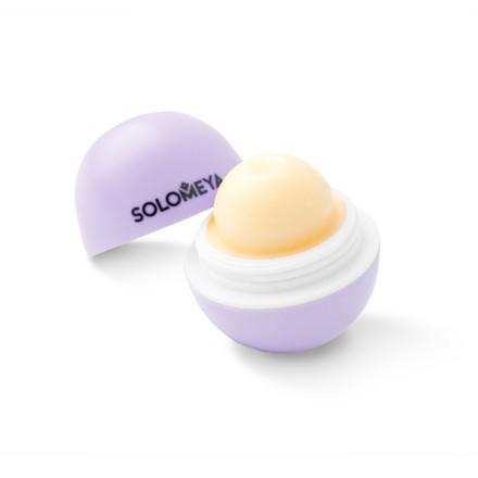 Solomeya, Бальзам для губ BlueberryБальзам для губ<br>Питательный бальзам с ароматом черники для ежедневного ухода за губами (30 г).