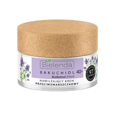 Купить Bielenda, Крем для лица Bakuchiol Bio Retinol 40+, 50 мл