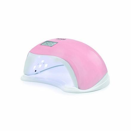 Купить RuNail, Лампа UV/LED, 48W, светло-розовая