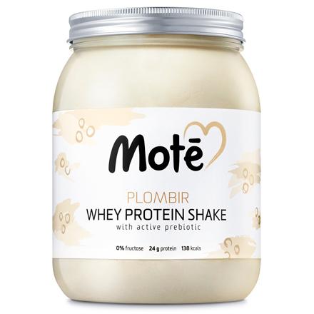 Mote, Сывороточный протеин «Пломбир», 617 г