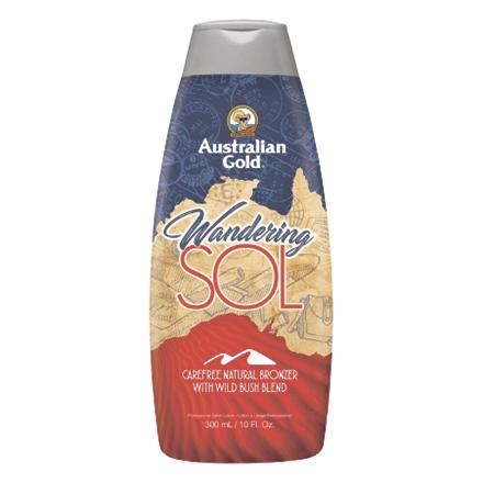 Australian Gold, Ускоритель загара Wandering Sol, 300 мл